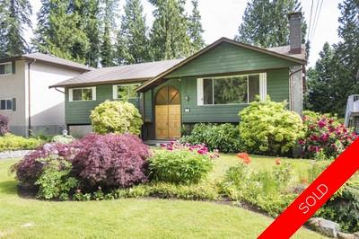 Lynn Valley House for sale:  4 bedroom