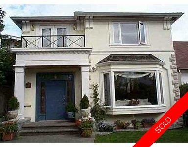 Vancouver single family home for sale:   2,415 sq.ft.