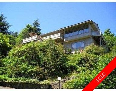 West Vancouver single family home for sale:   2,494 sq.ft. (Listed 2005-05-12)