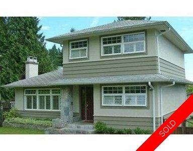 West Vancouver single family home for sale:   2,526 sq.ft. (Listed 2005-07-11)