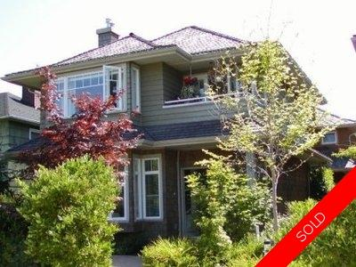 Central Lonsdale Townhouse for sale:  3 bedroom 2,188 sq.ft.