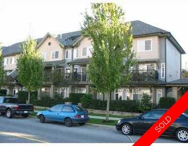 Vancouver Heights Townhouse for sale: VILLAGIO 2 bedroom 1,048 sq.ft. (Listed 2008-10-27)