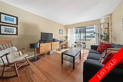 Mount Pleasant Apartment for sale:  1 bedroom 695 sq.ft.