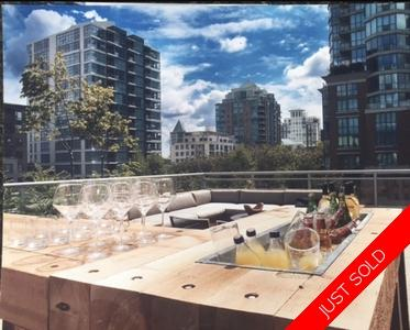 Main/Olympic Village/Science World hood Condo for sale: BRIGHTON by Bosa 2 bedroom 899.40 sq.ft.